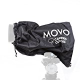 """Movo CRC17 Storm Raincover Protector for DSLR Cameras, Lenses, Photographic Equipment (Small Size: 17 x 14.5"""")"""