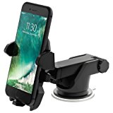 iOttie Easy One Touch 2 Car Mount Universal Phone Holder for iPhone X 8/8s 7 7 Plus 6s Plus 6s 6 SE Samsung Galaxy S8 Plus S8 Edge S7 S6 Note 8 5