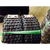 2 (TWO) 16X6.50-8 TURF LAWN TRACTOR MOWER HEAVY DUTY 4 PLY TWO NEW TIRES 16 650 8