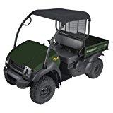 Classic Accessories 18-079-010401-00 Black QuadGear UTV Roll Cage Top