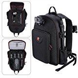 Smatree Multi-Purpose Backpack for DJI Mavic Pro/ GoPro Hero Session/ Hero 6/ 5/ 4/ 3/ 2/ 1
