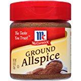 McCormick Ground Allspice, 0.9 oz