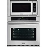 """Frigidaire FGMC3065PF Gallery 30"""" Stainless Steel Electric Combination Wall Oven - Convection"""