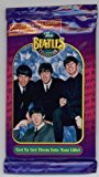 1993 The Beatles Collection Trading Cards Unopened Pack of 10 Trading Cards - Great History - Peter, Paul, George, Ringo & more !!
