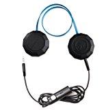Outdoor Tech OT0042 Wired Chips - Universal Helmet Audio System (Black)