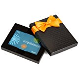 Amazon.com Gift Card in a Black Gift Box (Previous Generation Card Designs)