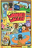 "BOB'S BURGER WONDER WHARF - 11""X17"" Original Promo TV Poster SDCC 2013 MINT - Comic Con"