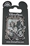 Disney Pin - Maleficent Picture Frame