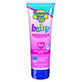 Banana Boat Baby Sunscreen Lotion SPF 50, 10 Ounce