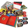 Beatles Sgt. Pepper's Lonely Hearts Club Band Anniversary 6 Discs