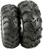 Pair of ITP Mud Lite (6ply) ATV Tires 24x8-11 (2)