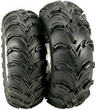 Pair of ITP Mud Lite (6ply) ATV Tires 24x8-11 (2)