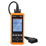 Launch CReader 6011 OBD2 EOBD Scan Tool Professional Auto ABS SRS Diagnostic Scan Tool Universal OBD2 Scanner Car Engine Fault Code Reader for OBDII Standard Vehicle