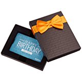 Amazon.com Gift Card in a Black Gift Box (Various Card Designs)