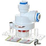 iSpring ALS1 Safeguard Leak Detector and Shut-Off Valve