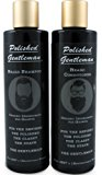 Beard Growth and Thickening Shampoo and Conditioner - Beard Care With Organic Beard Oil - For Best Beard Look - For Facial Hair Growth - Beard Softener for Grooming