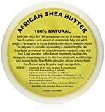 Smellgood Soft and Smooth African Shea Butter, 32oz