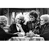 The Golden Girls Bea Arthur Betty White 24X36 Poster