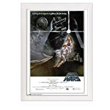 Darth Vader Signed Star Wars Poster
