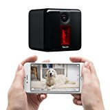 Petcube Play: Pet Camera with 1080p Video, 2-Way Audio, Night Vision, and Laser Toy, works with Alexa