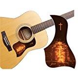 Healingshield Premium Acoustic Guitar Pickguard Style Type God-A