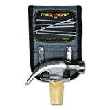 MagnoGrip Pro Magnetic Hammer Holster in Platinum Color