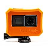 Bodhi Floaty Case, Orange for GoPro HERO 6 and HERO 5 Black