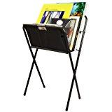 Creative Mark Professional Folding Canvas Art And Print Display Rack - Medium