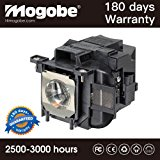For ELPLP78 Replacement Projector Lamp with Housing by Mogobe