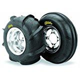 ITP Sand Star Tire - Front - 22x8x10 , Position: Front, Tire Type: ATV/UTV, Tire Construction: Bias, Tire Application: Sand, Tire Size: 22x8x10, Rim Size: 10, Tire Ply: 2 5000426