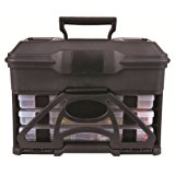 ArtBin 6995AB Solutions Cabinet for Crafts, Black
