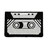 Tape Cassette Retro DIY Applique Embroidered Sew Iron on Patch TCS-01