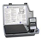 Robinair TIF9010A Slimline Refrigerant Electronic Charging/Recover Scale