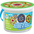 Perler Fused Bead Bucket Kit-Mandalas