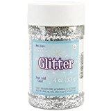 Sulyn 4 oz. Glitter Jar - Silver