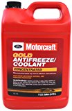 Genuine Ford Fluid VC-7-B Gold Concentrated Antifreeze/Coolant - 1 Gallon