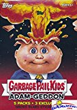 2017 Topps Garbage Pail Kids Series 1 ADAM-GEDDON EXCLUSIVE Factory Sealed Value Box with Special GROSS BEAR BONUS STICKERS! Look for Autograph, Sketch Cards & Printing Plates! Brand New!