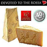 """Parmigiano Reggiano PDO """"Vacche Rosse/Red cows"""" seasoned 40/48 months, 2,2 lbs (kg.1)"""