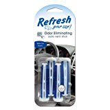 Refresh Your Car! 09588 Auto Vent Stick, New Car, 4 Per Pack