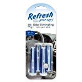 Refresh Your Car! 09588 Auto Vent Stick, New Car, 4 Per Pack