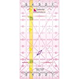 Guidelines4quilting Guidelines Ruler, 6 by 12-Inch