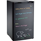 Igloo 3.2 cu. ft. Eraser Board, Flush-Back Design Mini Refrigerator, Model:FR326M-C-Black