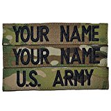 Custom Multicam / Scorpion / OCP Tape with Uniform Hook Fastener 3pc set