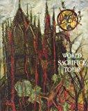 Slayer 1988 World Sacrifice Tour Concert Program Programme Book