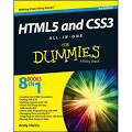 HTML5 and CSS3 All-in-One For Dummies [Book]
