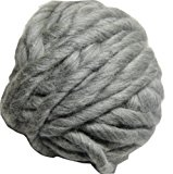 FLORAVOGUE Merino Wool, 20mm-27 yards - Gray