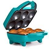 Holstein Housewares HF-09013E Fun Cupcake Maker - Teal