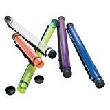 Alvin Ice Tubes 37-Inches, Green (MT37-GR)
