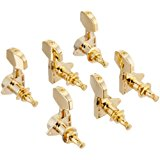 Ping P2651 Individual Geared Tuning Machines, Gold
