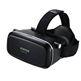 3D VR Virtual Reality Glasses for Gaming, Movies and Video- Compatible with Iphone and Android